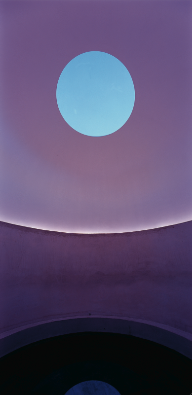 Contact US >> James Turrell