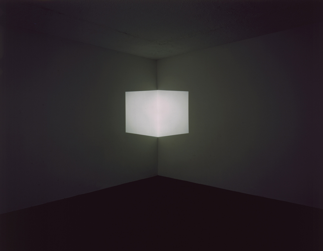 Afrum White James Turrell 1966
