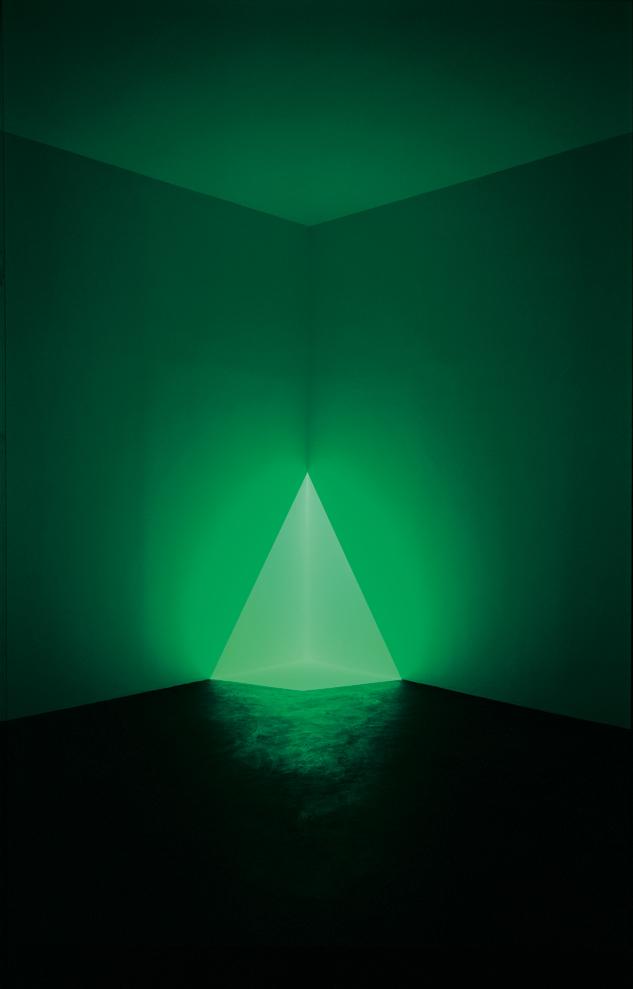 Alta Green 1968, James Turrell Museum